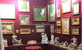 "Российский Антикварный Салон ""Russian Art & Antique Fair"""